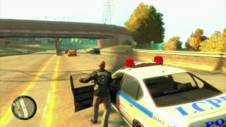 Grand Theft Auto - The Lost and Damned (PS3) - Random Gameplay (7/4/10)