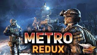 Ждём Metro Exodus - Прохождение Metro 2033 Redux - Часть 2