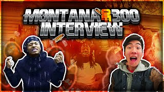 Montana of 300 COMES ON STREAM (INTERVIEW from RICEGUM)