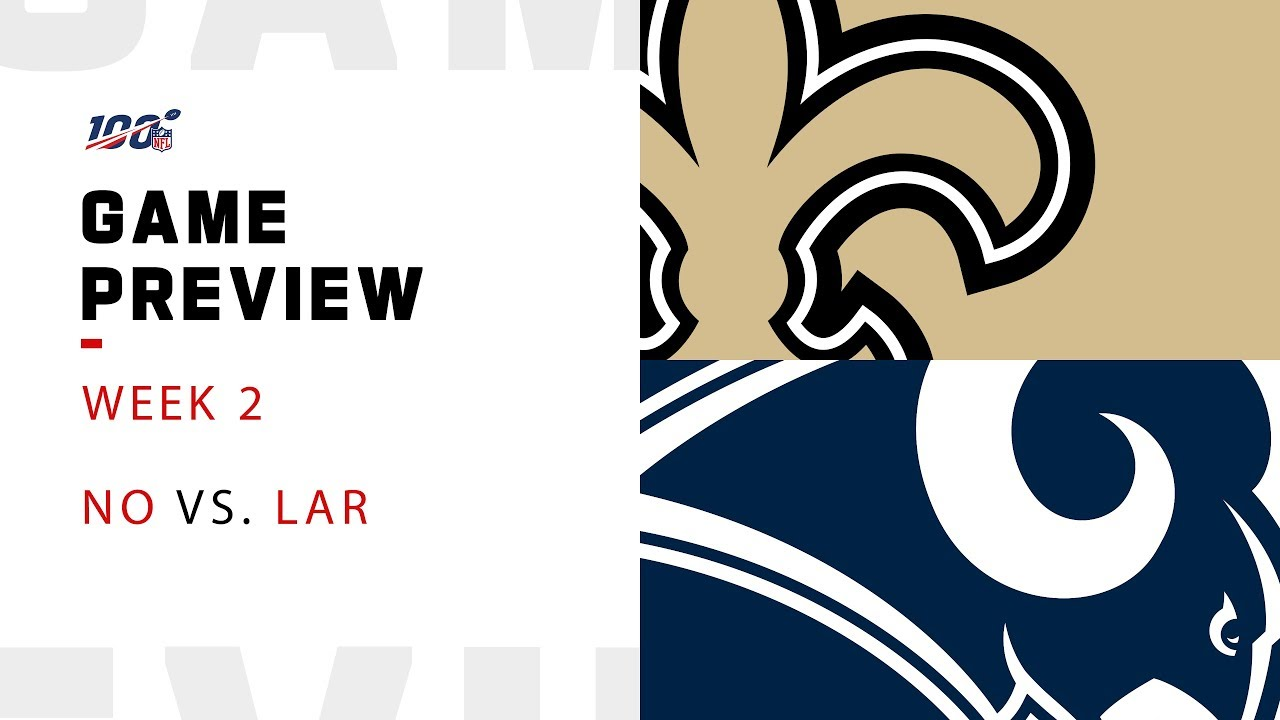 Saints at Rams: Final score prediction for Week 2 game