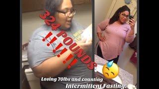 Intermittent Fasting Journey to 100lbs Weightloss. |Bailey Wilder