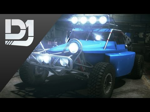 The Crew - All Wreck Part Locations - Mountain States (Buggy - Raid Version)