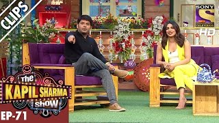 Kapil Teaches Duck Walk - The Kapil Sharma Show – 1st Jan 2017