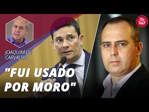 Empresário que deu início à Lava Jato ataca Moro e diz que foi usado