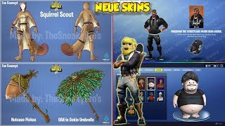 Crazy Fortnite Skins ! - New Fortnite Skins for us!? (Best Fancoception)
