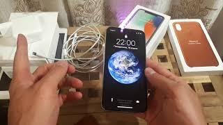 Отзыв владельца iPhone X после двух месяцев Face ID батарея и клавиатура