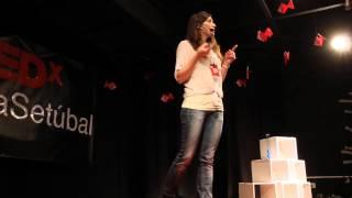 ¿Qué hace un investigador en matemáticas? | Pamela Llop | TEDxLagunaSetúbal