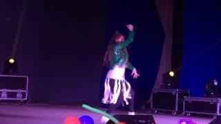 Валерия Дидковская танцует под татарка Алтын . Open Kids (Умань)