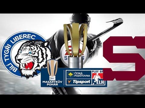 NHL 16 | HC Bílí Tygři Liberec-HC Sparta Praha | FINÁLE TIPSPORT EXTRALIGY | Xbox One | CZ