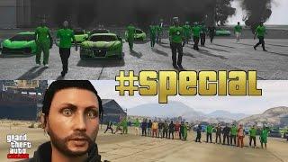 GTA 5 Online #Spezial über 1100 Folgen [Deutsch] Let´s Play GTA V Online PS4