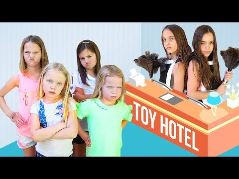 Trouble at the Toy Hotel