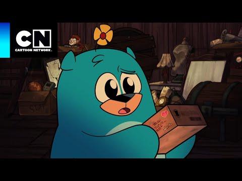 Desafío Black Hat III | TMTV: Noches de Miedo | Cartoon Network