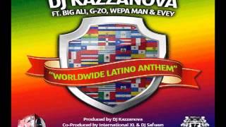 Latino Anthem - JunJay Moombah Dutch (( Boys Squad Remix ))