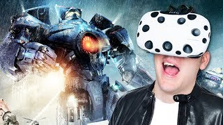 Pacific Rim in Virtual Reality! - The IOTA Project Gameplay - VR HTC Vive