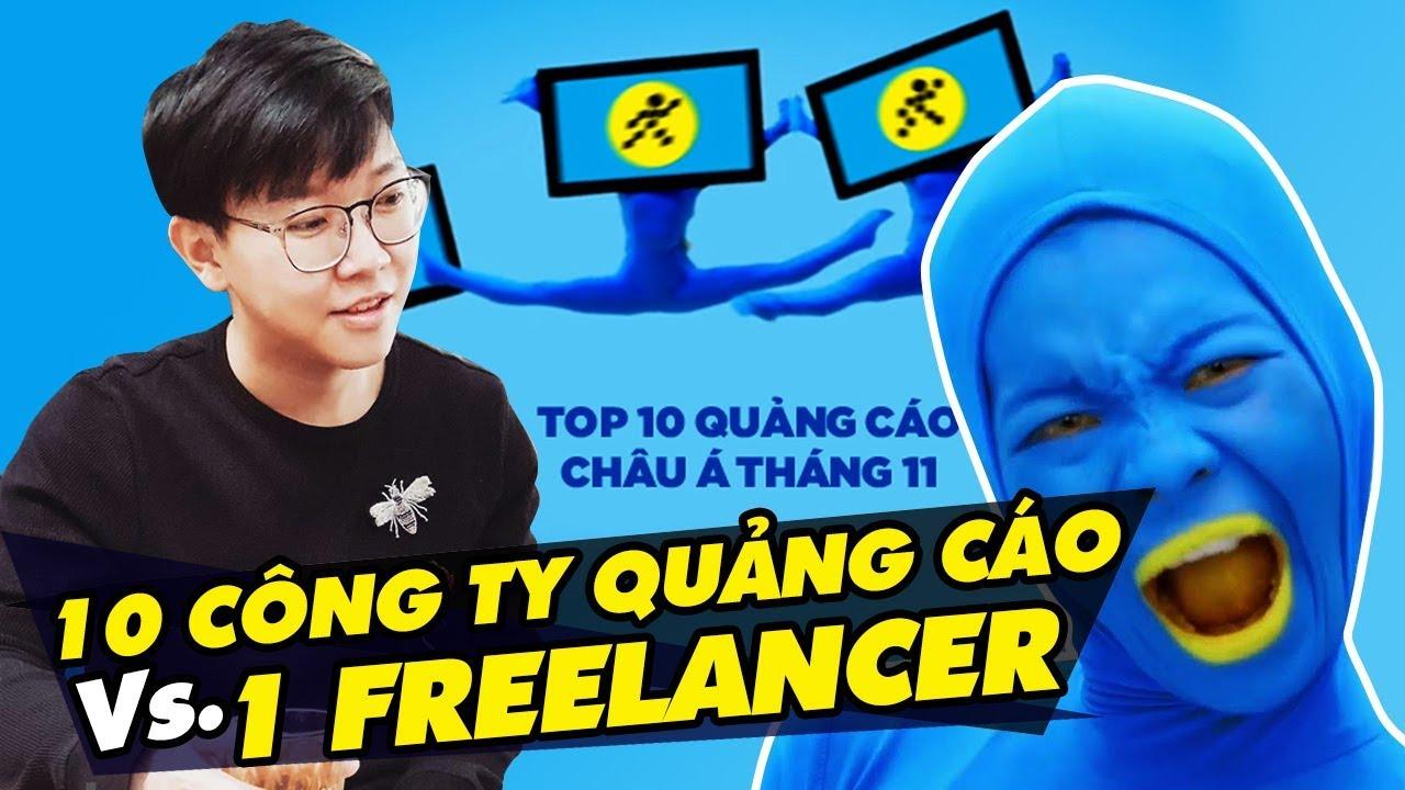 Hậu Trường TVC Điện Máy Xanh: 10 Công Ty Quảng Cáo Danh Tiếng 'Ngã Gục' Trước 1 Freelancer