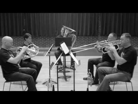 Valor Brass: J.S. Bach - Fantasia In G