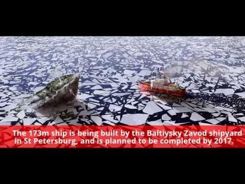 Fluidmecanica supply for Nuclear Powered Icebraker