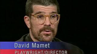 David Mamet interview (1994)