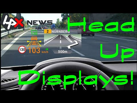 Finally An Affordable Heads Up Display That Works!? | LPX News