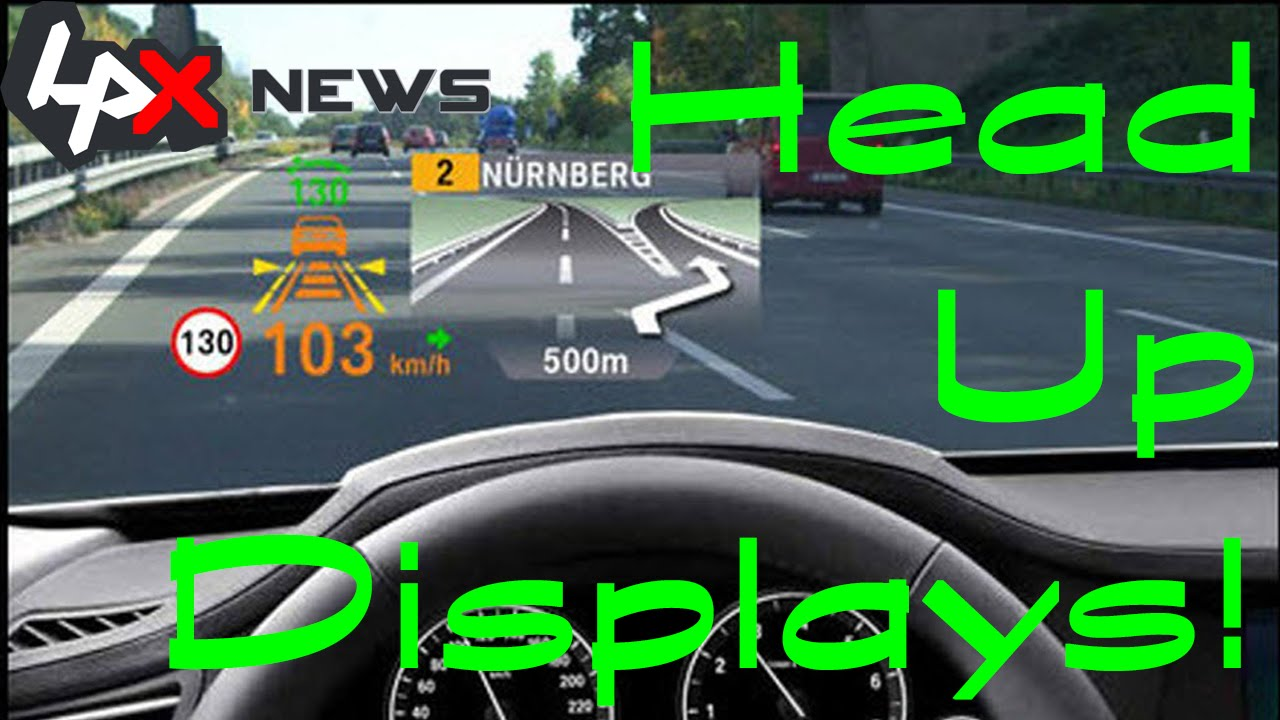 finally an affordable heads up display that works lpx. Black Bedroom Furniture Sets. Home Design Ideas
