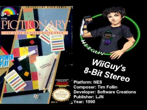 Pictionary (NES) Soundtrack - 8BitStereo