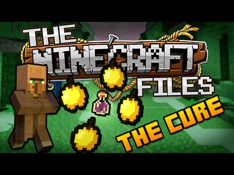 The Minecraft Files - #343 - THE CURE! (HD)