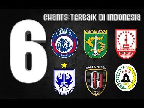 Daftar 6 Chants Suporter Terbaik di Indonesia