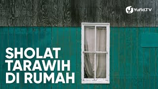 Download Video Shalat Tarawih Di Rumah - Poster Dakwah MP3 3GP MP4