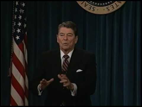 President Reagan's Remarks during a Close Up Foundation TV Show on May 21, 1986
