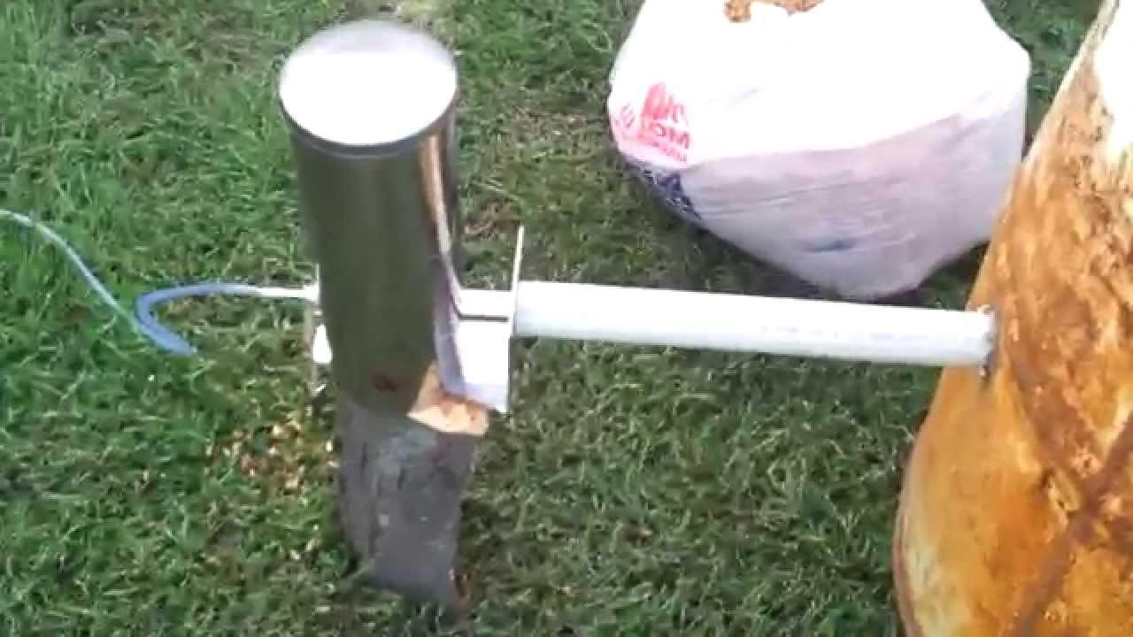 Дымогенератор для копчения рыбы своими руками