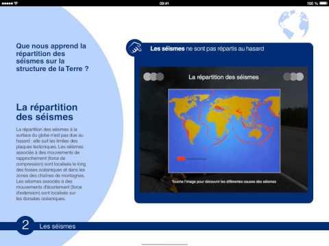 Manuel numérique SVT 4e L'activité interne du globe LeWebPédagogique