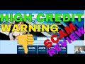 High Credit - Crypto & Forex Trading (DANGEROUS SCAM) 💀