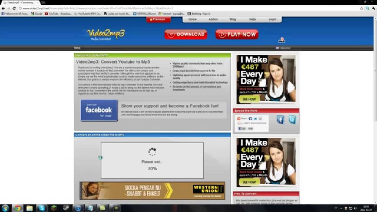 how to download music from youtube for ipod