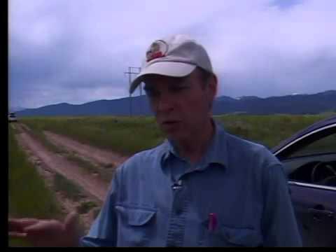 Unversity of Idaho Earthquake Study