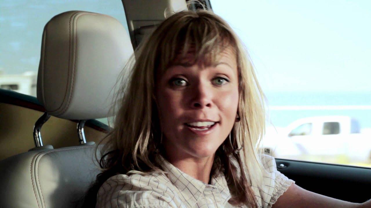 Jessi Combs On Refinement Dodge Journey Youtube