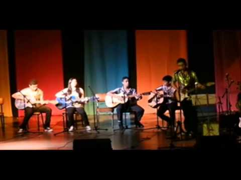 GUITARRA- ACADEMIA MUSICAL SINFONIA CALI-  COLOMBIA