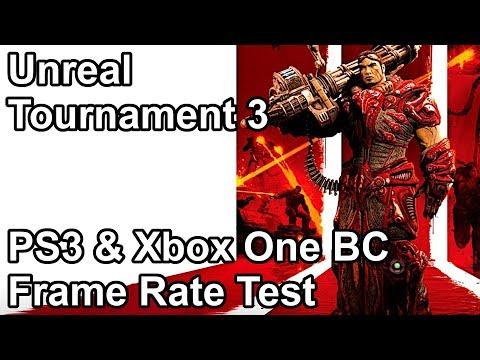 Unreal Tournament 3 Xbox One X vs Xbox One vs Xbox 360 vs