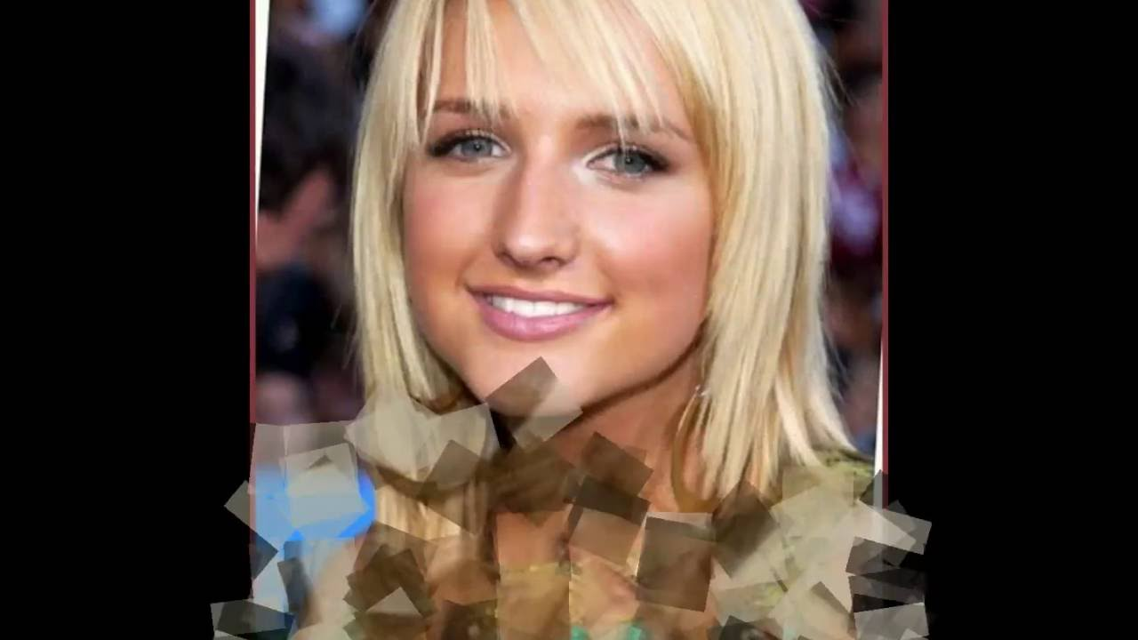 Shoulder Length Hair Long Face Cute Hairstyles For Shoulder