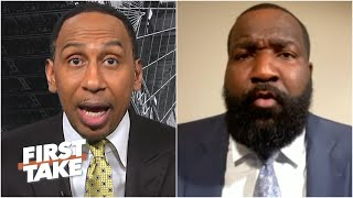 Stephen A. & Perk disagree about the biggest NBA All-Star snub | First Take