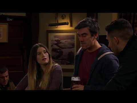 Ross Reports That Joe Now Trusts Him - Emmerdale