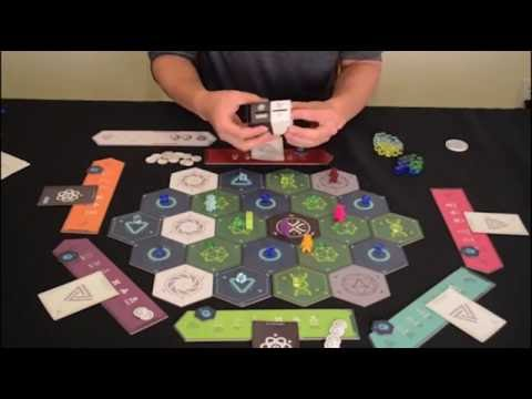 deception board game how to play