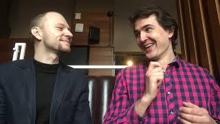 Видеоинтервью с компьютерным мастером Сашей Строкиным