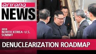 Kim-Trump summit day finally arrives