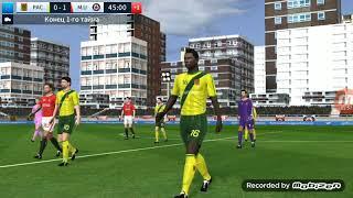 Прохождение игры dream league soccer #3 + коментатор