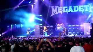 Megadeth - Symphony Of Destruction (Mayhem Festival 2011: Camden, NJ)