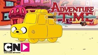 Время приключений | Проказники | Cartoon Network