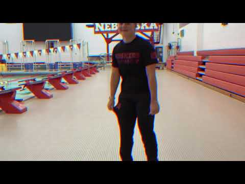 Nebraska Swim And Dive Gear Reveal
