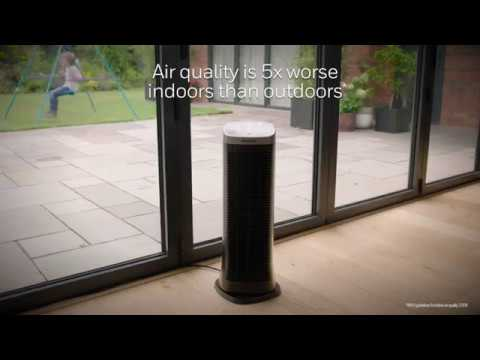 The new Honeywell Air Genius 5 purifier with washable filter