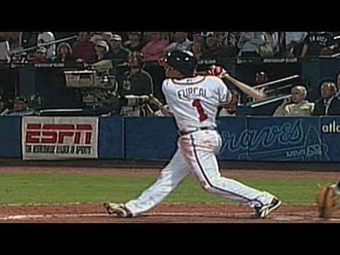 2004 NLDS Gm2: Furcal's homer wins it in the 11th