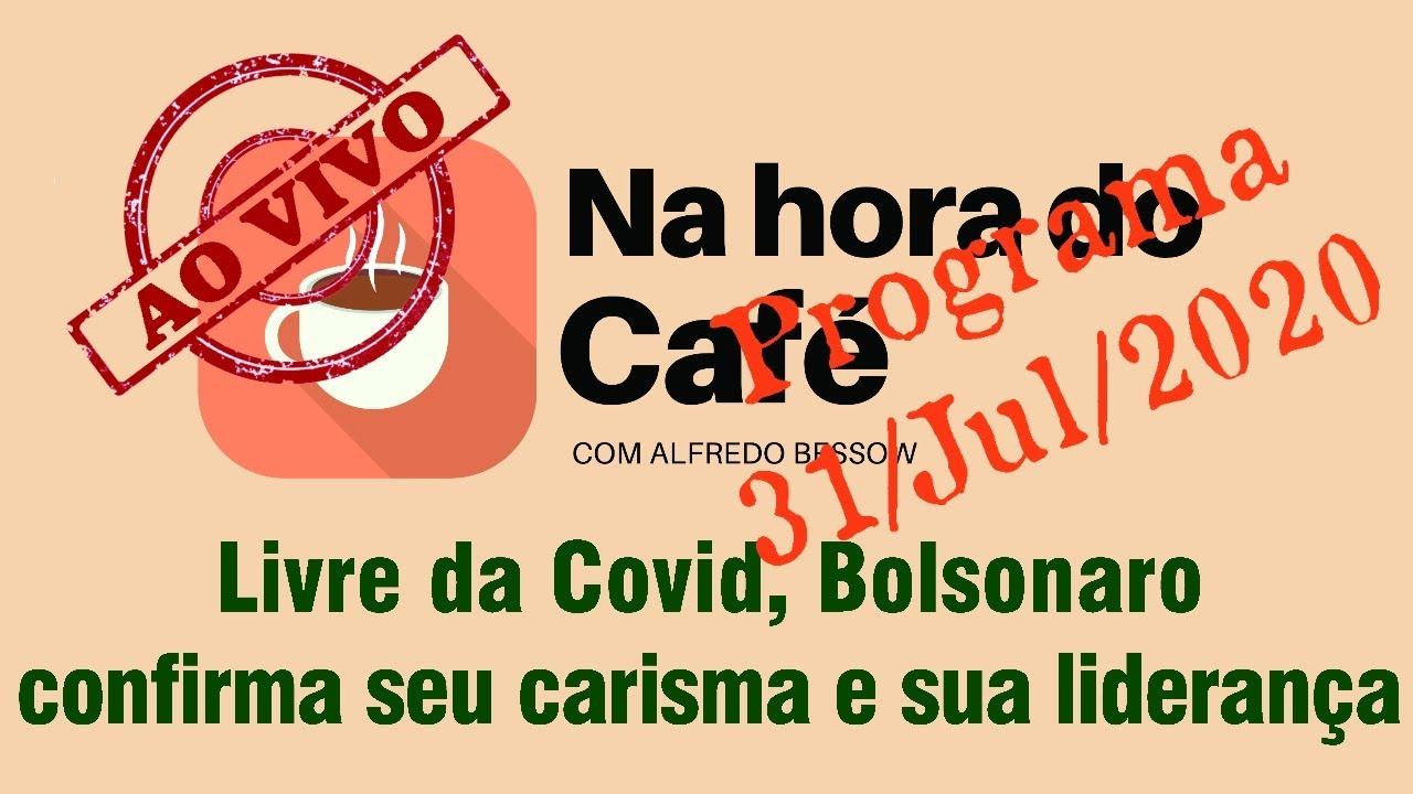Na hora do café - Recepção a Bolsonaro eleva temor da oposição
